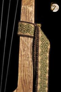 Lyre de Sutton Hoo Saxon Lyre Raedwald