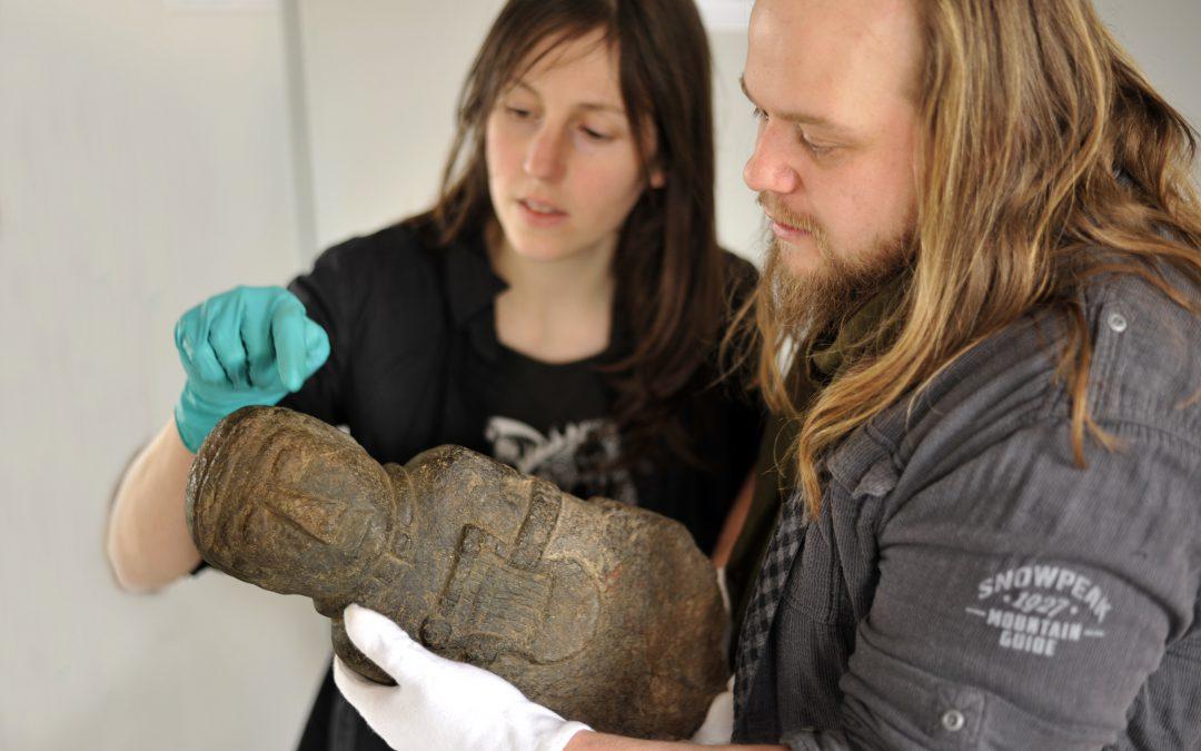 Un trésor historique breton numérisé en 3D
