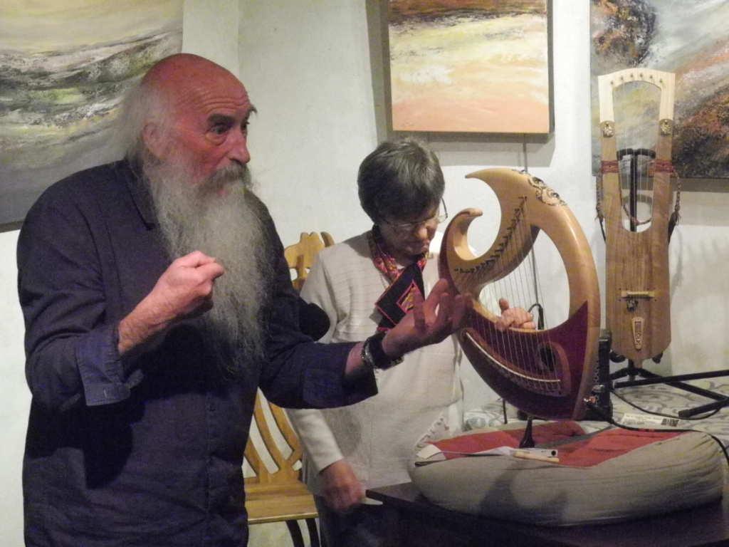 Patrik Ewen Lyre Atelier Skald