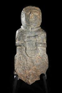 Stèle Gauloise Lyre Gallic Lyre
