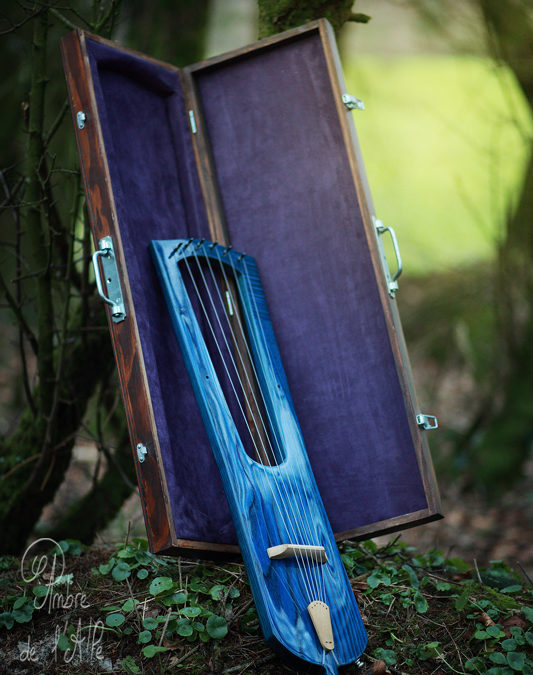 Lyre de Trossingen -Néo Blue