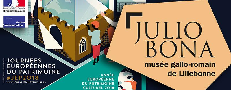 Juliobona Musée Gallo-Romain | Journées du Patrimoine