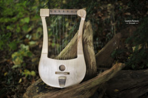 Lyre Gauloise Mamouth Gallic Lyre Lira Galica Gaulish Music