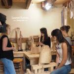 Audrey Lecorgne France 3 Atelier Skald Lyre Gauloise