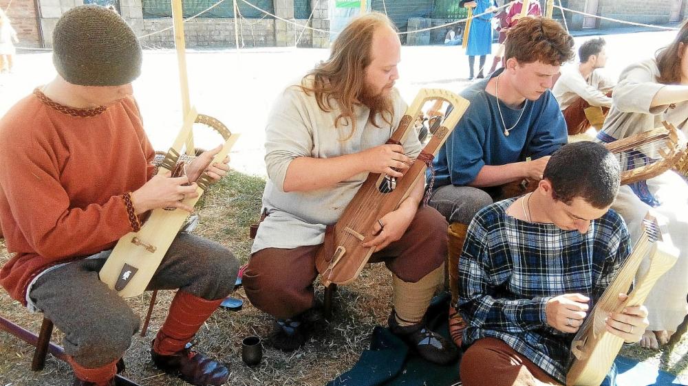 Festival Plinn. Un stage de Lyre