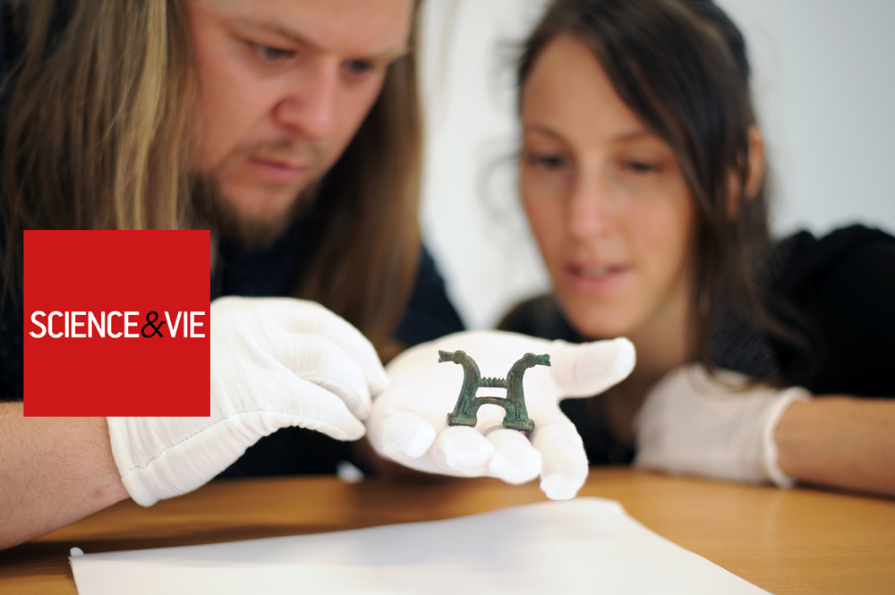 Un artefact vieux de 14 siècles reprend vie grâce à des technologies innovantes